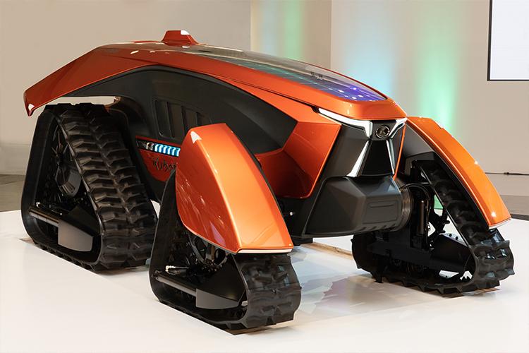 クボタ X tractor