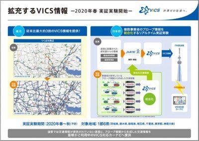 VICS実証実験 パワーポイント