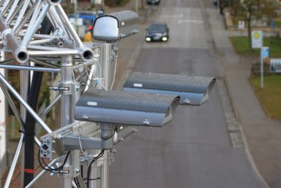 MEC-View研究プロジェクト 街灯センサー