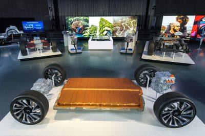 GMのグローバルEVプラットフォーム