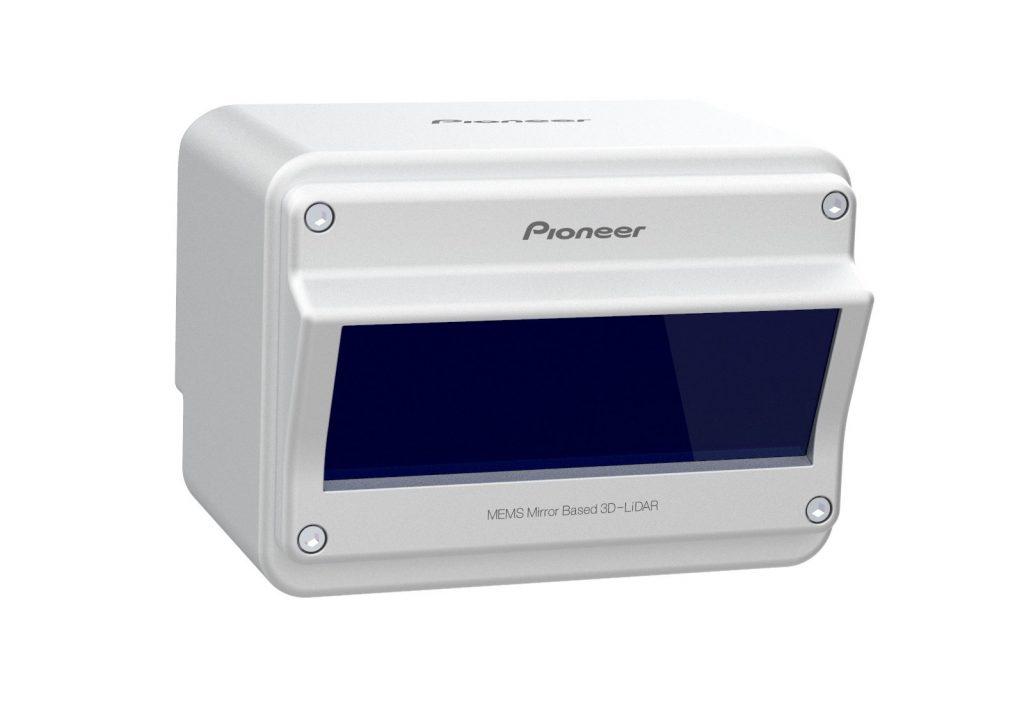 パイオニア 3D-LiDARセンサー