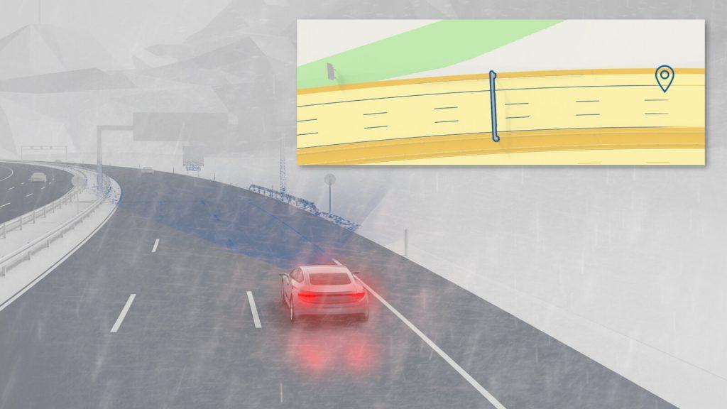 ロードシグネチャー 高精度な車両位置の推定