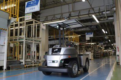 eve autonomy 自動運転EV