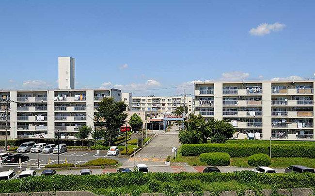 町田木曽住宅